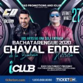 El Chaval y Eddie Herrera